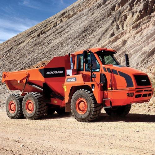 Hire DA30 ADT Articulated Dump Truck
