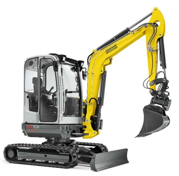 Hire 3.8 tonne Excavator