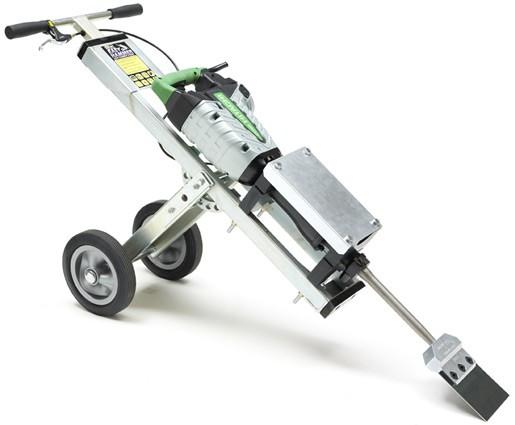 Hire Breaker in Trolley 17 kg