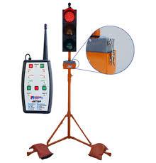 Hire eSTOP – Portable Traffic Signals