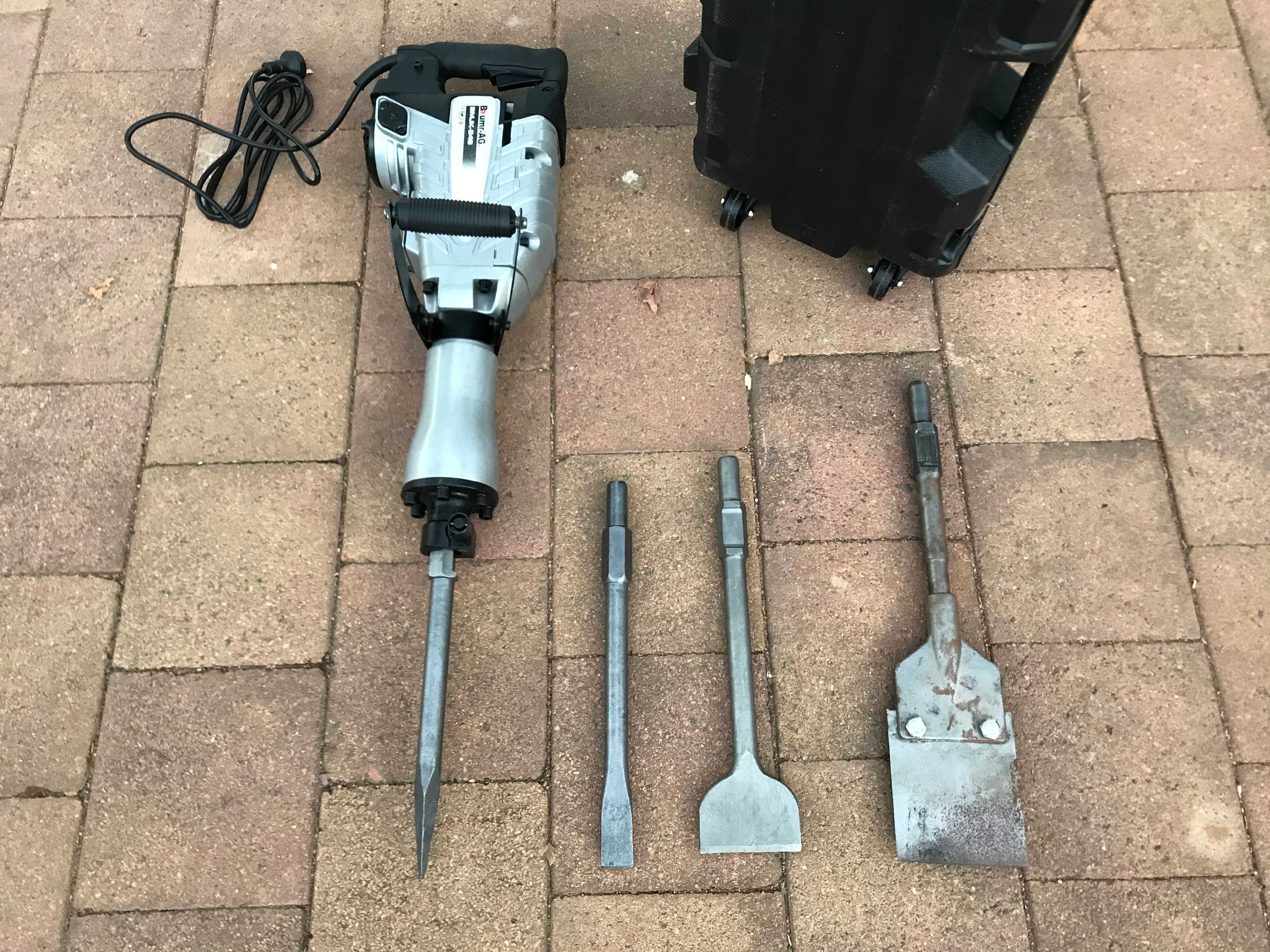 Demolition Jack Hammer for Hire / Rent $45/day
