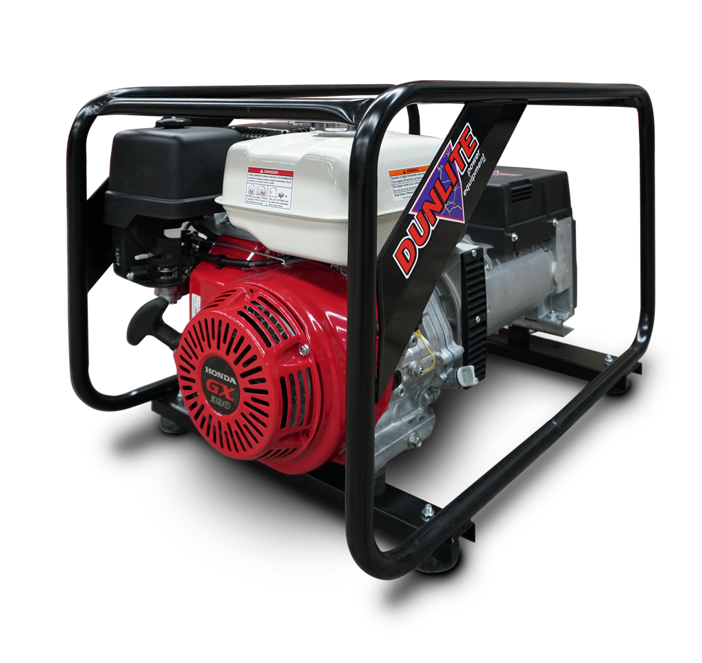 Hire 8 KVA Generator