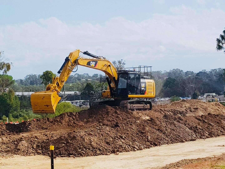 Hire 20 Tonne Excavator