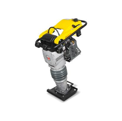 Hire 85kg upright rammer