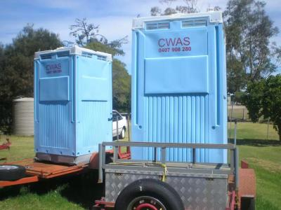 Hire Portable Toilets