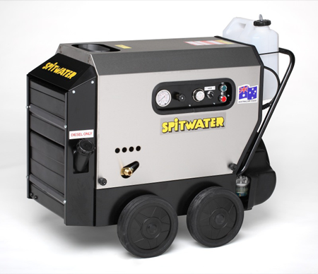 Hire Hot/Cold High Pressure Washer
