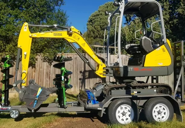 Hire Wacker Neuson ET18 1.8T Excavator