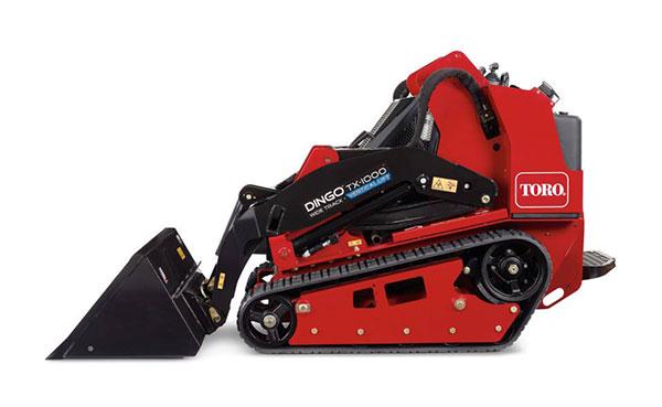 Hire TX 1000 Narrow Compact Utility loader