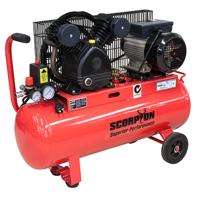 Hire Air Compressor