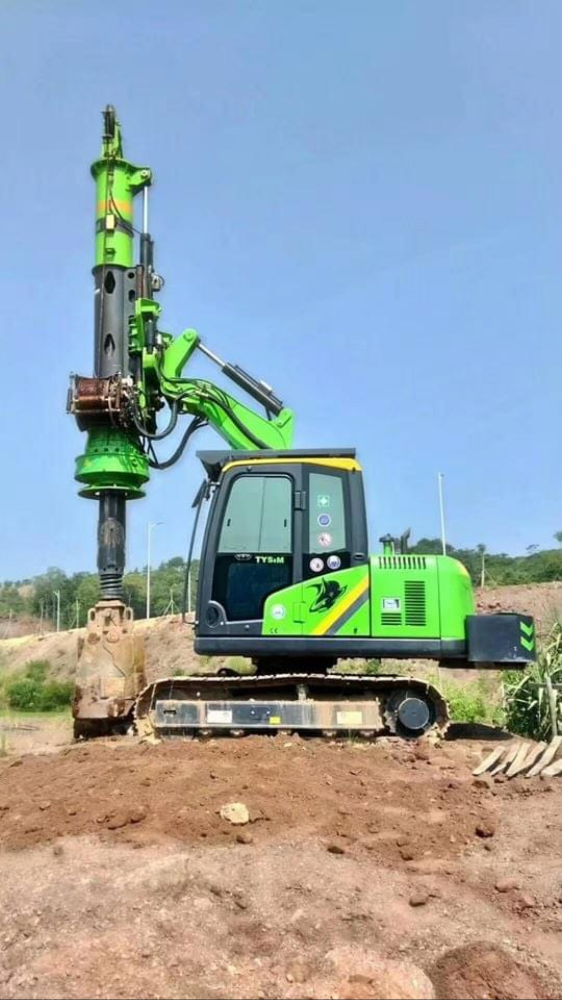 Hire Piling & Drilling