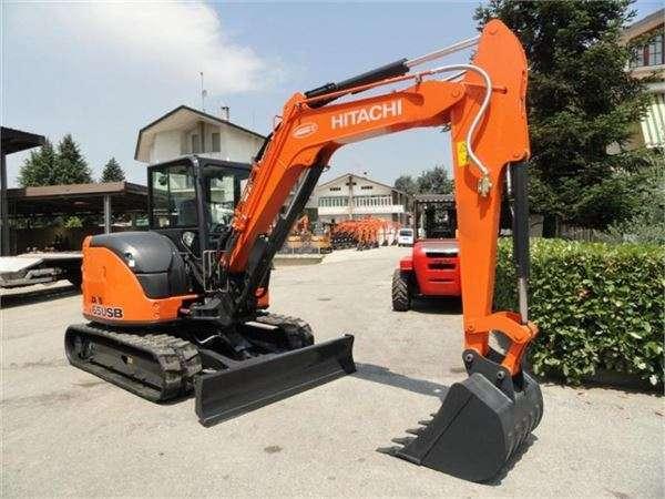 Hire Hitachi Zaxis 6.5T Excavator near Martin, Huntingdale, Harrisdale, Hilbert