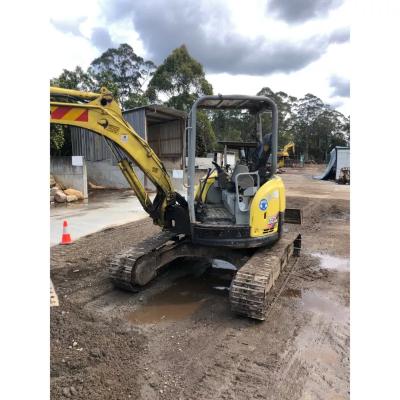 Hire 1.7T Yanmar Mini Excavator
