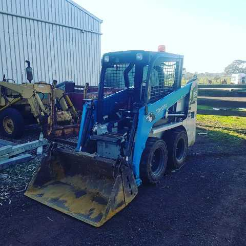 Hire Bobcat and Truck - Combo