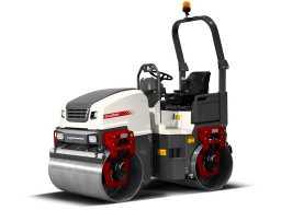 Hire 2.7 tonne Twin Drum Vibratory Roller
