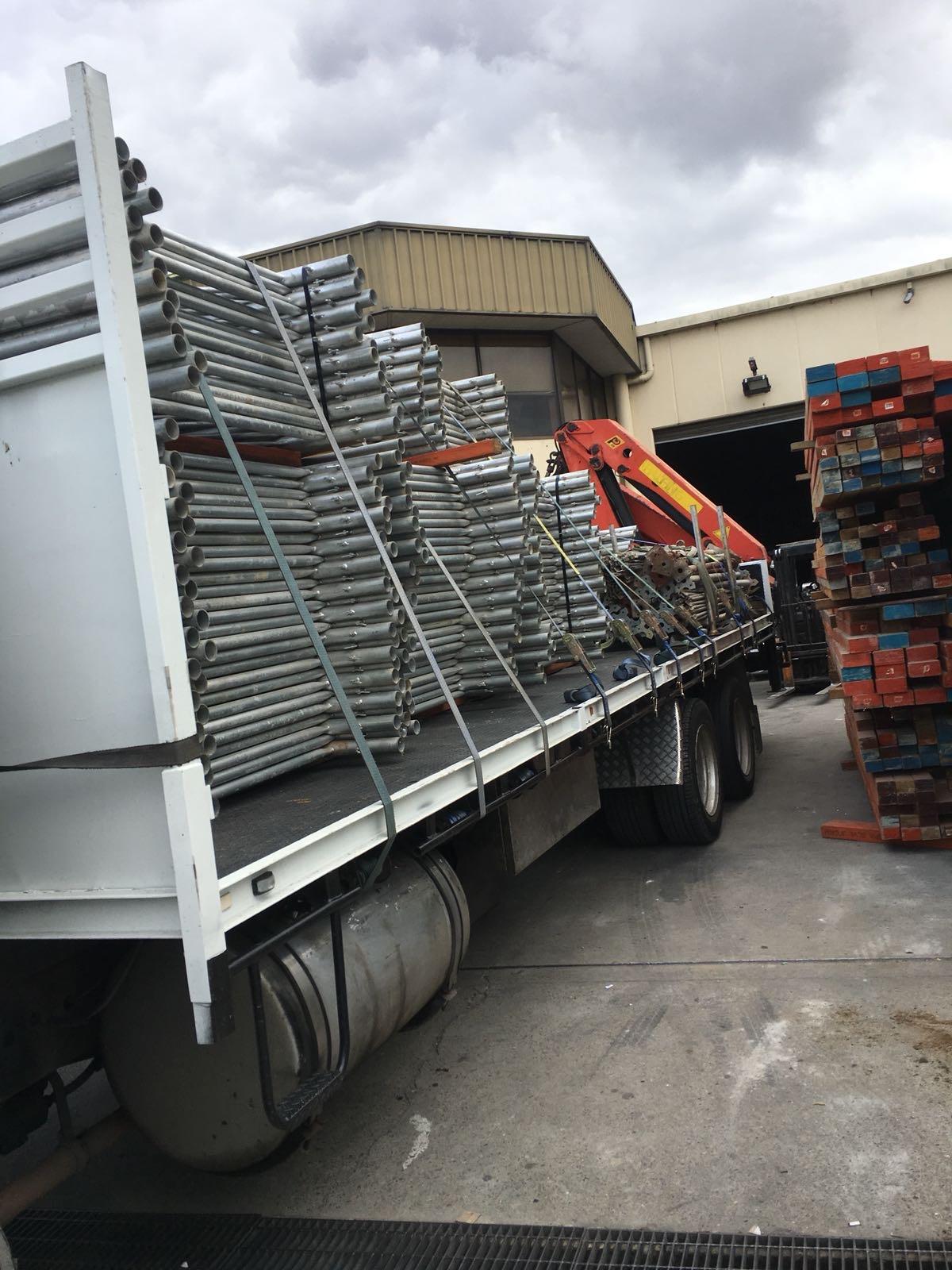 Hire 12 Tonne Hiab Crane Truck