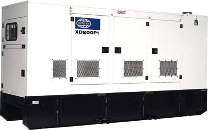 Hire 200kVA Generator