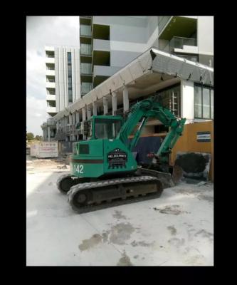 Hire 8T Excavator