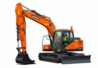 Hire DX140LC 14t Excavator