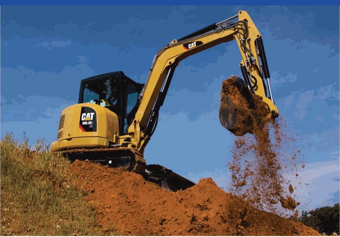Hire 6T Excavator
