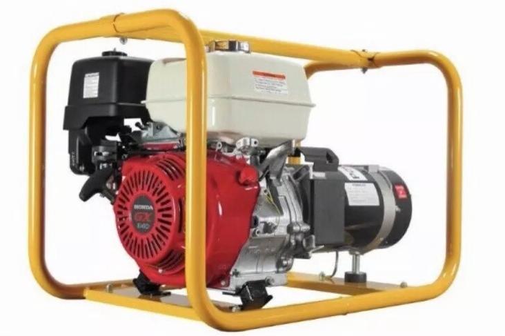 Hire Honda 6000W generator