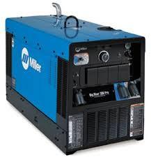 Hire 12kVA Welder Generator