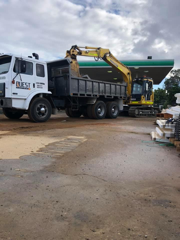 10mt Tipper for HIRE near Cleveland