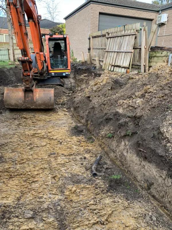 Hire 5T Excavator