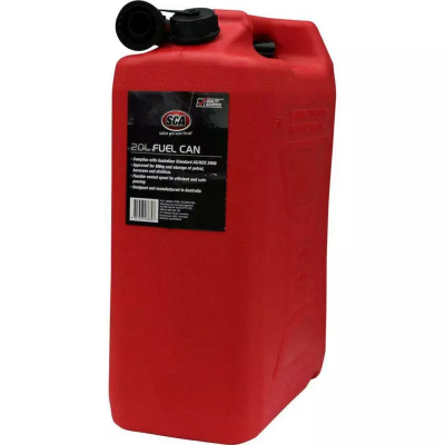 Hire Fuel Can