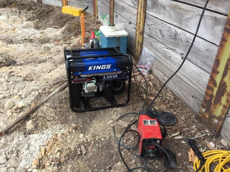 Hire 3.5 kVA Generator