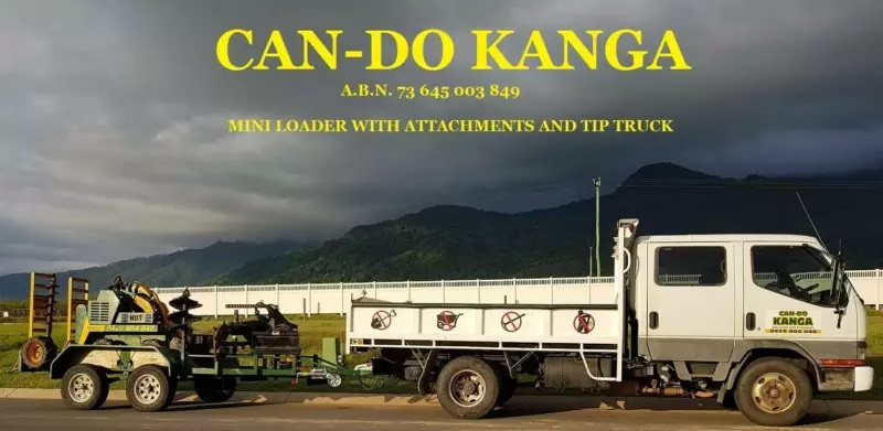Dingo Kanga hire in Cairns, Aeroglen