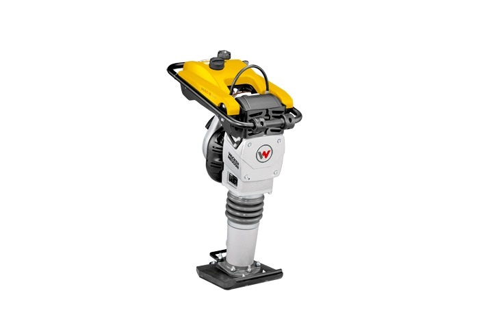 Hire Rammer Upright