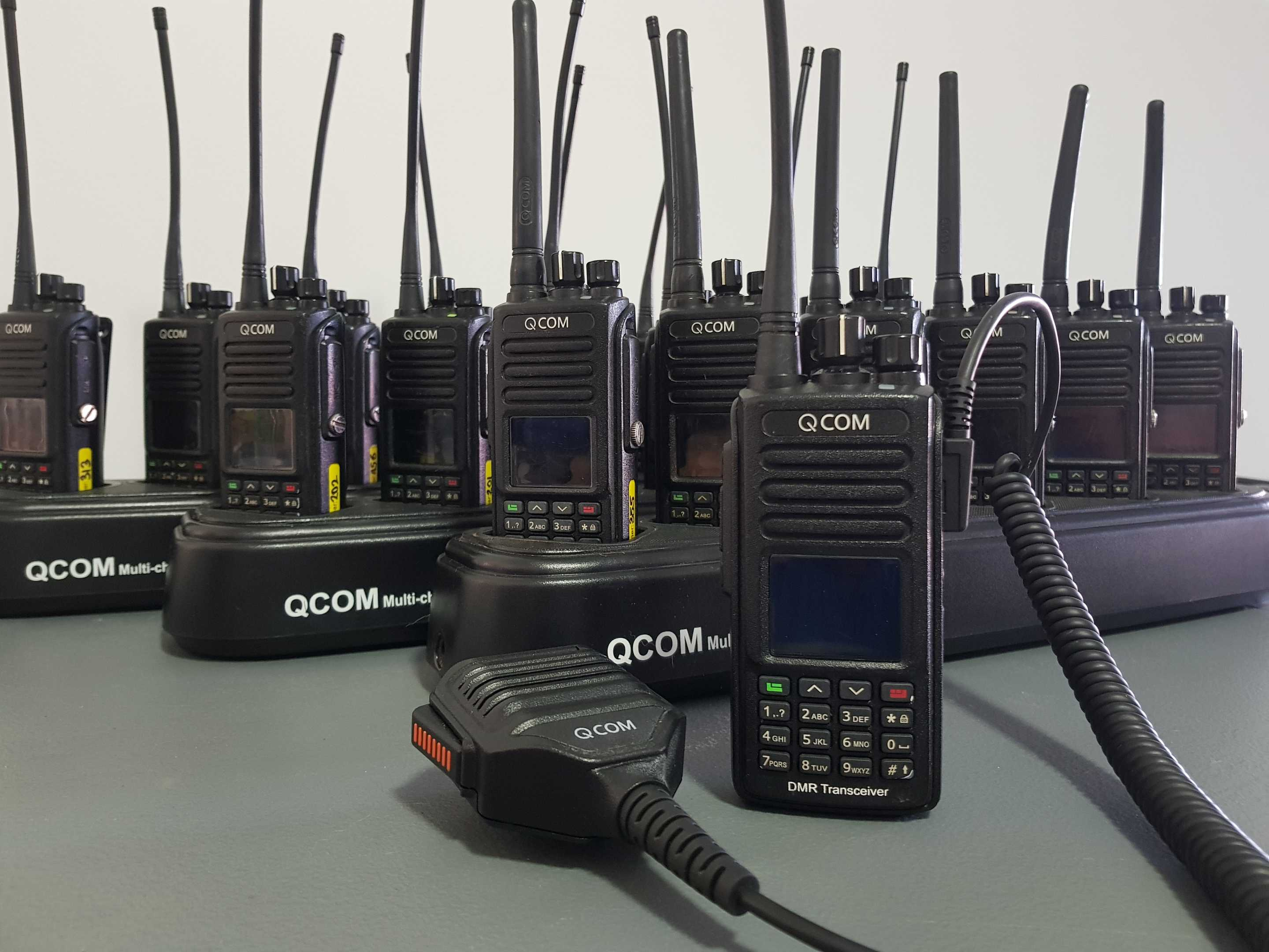Commercial Two Way Radio Hire