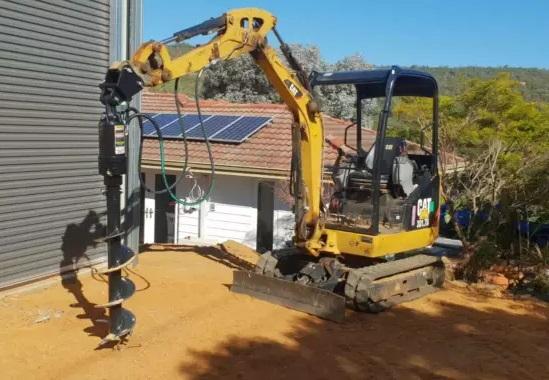 Hire 1.7T CAT Mini Excavator near Seville Grove, Haynes, Darling Downs, Kelmscott