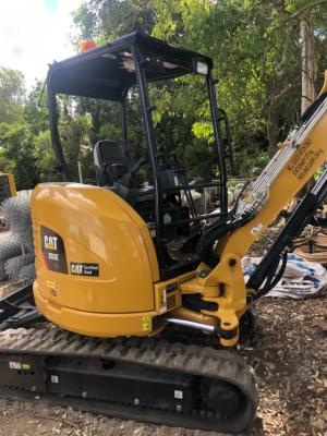 Hire 3Ton excavator
