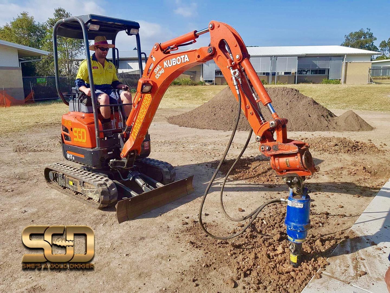 1.7t Kubota Mini Excavator for Dry Hire