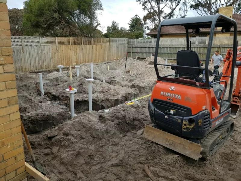 Hire 1.8T Kubota Excavator