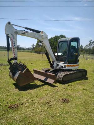 Hire Excavator 5T