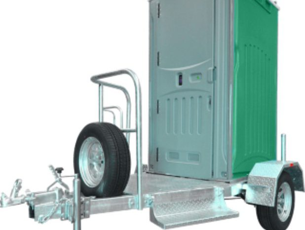 Hire Trailer Mounted Toilets