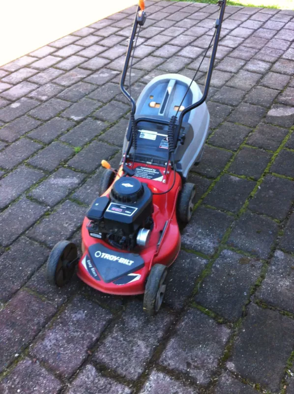 Hire Lawn Mower