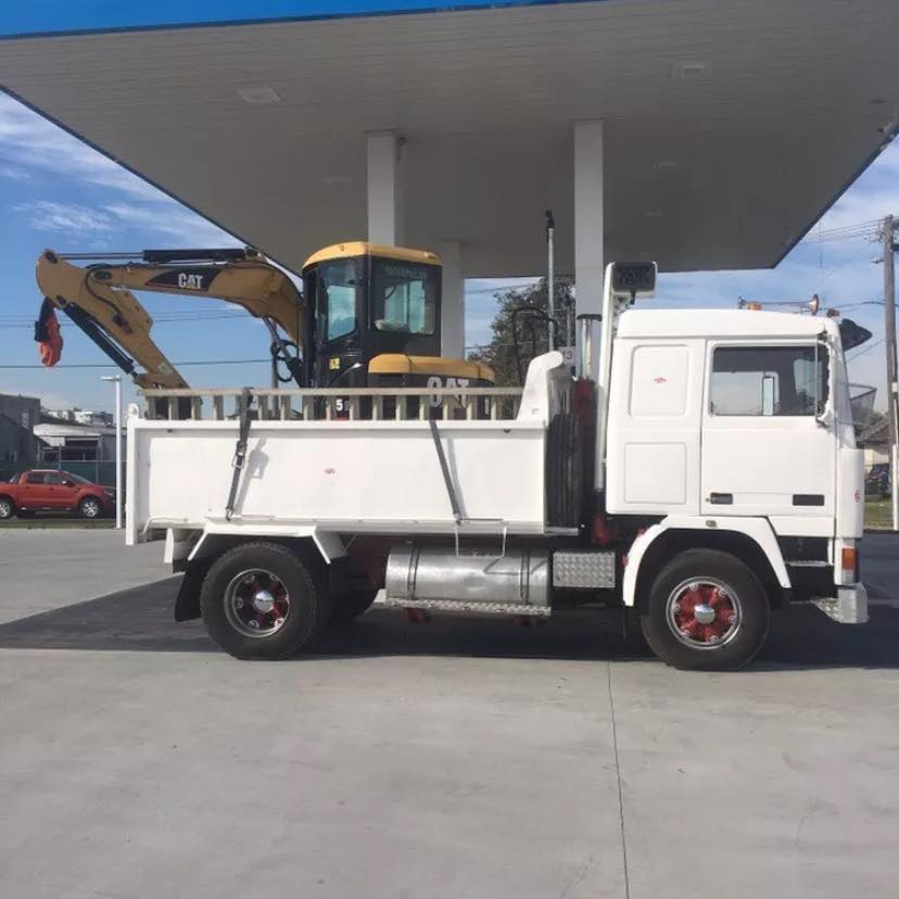 Hire Combo - 5T Excavator and Truck