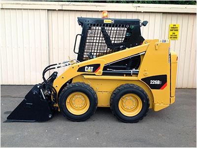 Hire Cat 226B (Series 3) Skid Steer Loader