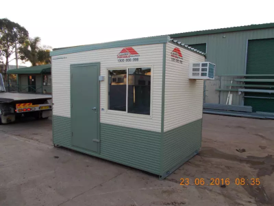 Hire Portable Office 3.6x2.4m