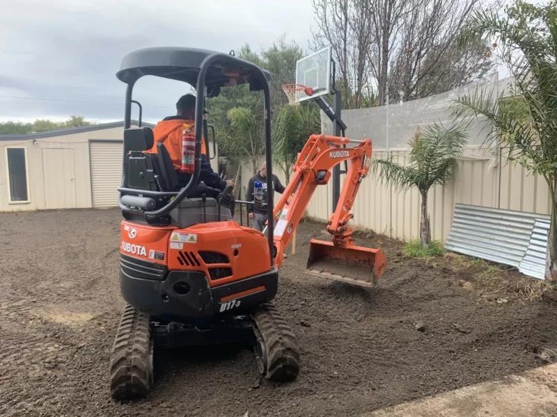 Hire 1.7 Ton Excavator