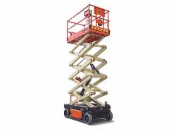 Hire 32 ft SCISSOR LIFT