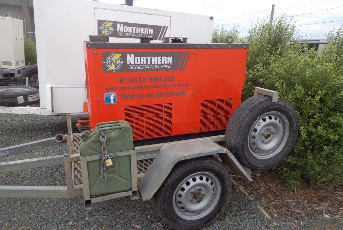Hire 13.5kVA Generator
