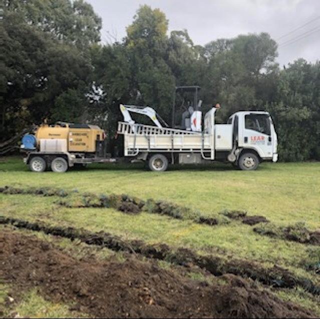 Hire Vermeer Hydro vacuum excavator