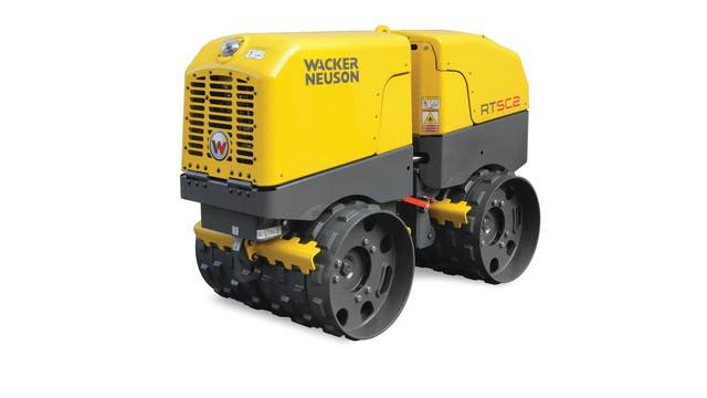 Hire Trench Roller (320mm wide)