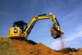 Hire CAT 305.5E - 5.5T Excavator