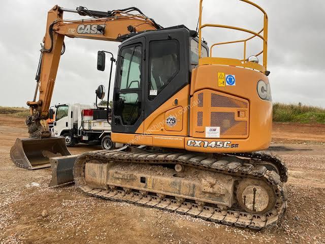 Hire 14t MSR Excavator