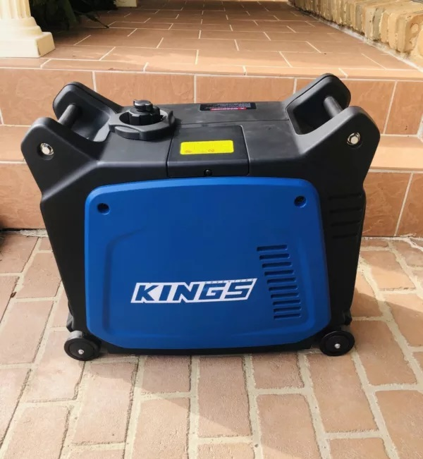 Hire 3.5 kva silent generator